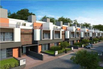 4 BR, 422 ft² – 4 BHK 422 sq yd Villa in Goyal Sky City Arcus, Shela, Ahmedabad-Real Estate-For Rent-Houses for Rent-Ahmedabad