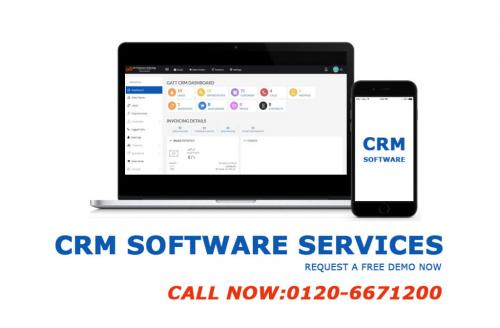 CRM Management Software | Customer Tracking Software-Services-Computer & Tech Help-Goa