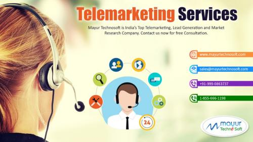 Outsourcing Telemarketing Services Do you know how it works-Services-Web Services-Delhi