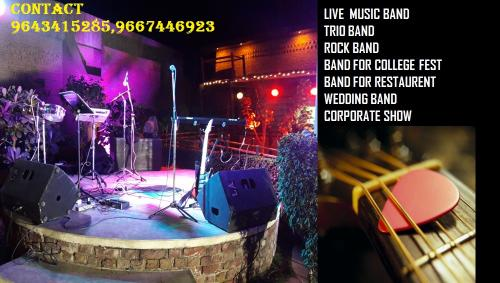 LIVE BAND/LIVE MUSICIAN IN KAROLBAGH 9667446923-Community-Musicians & Bands-Ahmedabad