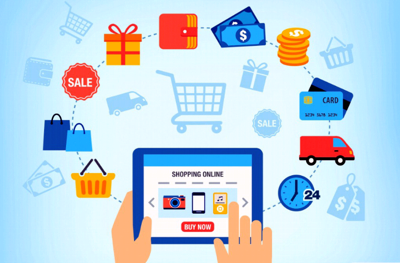 Online Website for Sale / E-commerce Business-Services-Web Services-Ahmedabad