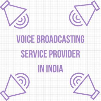 Best Voice broadcasting service provider in India-Jobs-Administrative & Support-Jaipur