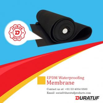 Duratuf – The reliable EPDM Waterproofing Membrane Suppliers-Services-Office Services-Kolkata