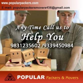 Shifting Made Easy- Thanks To Packers And Movers-Services-Moving & Storage Services-Rajpur