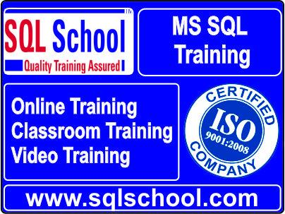 Real Time Classroom Training On SQL DBA SQL School-Jobs-Bankers & Brokers-Hyderabad