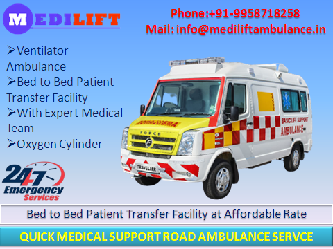 Ambulance Service in Chattarpur Delhi with Medical Amenities-Services-Health & Beauty Services-Health-Delhi