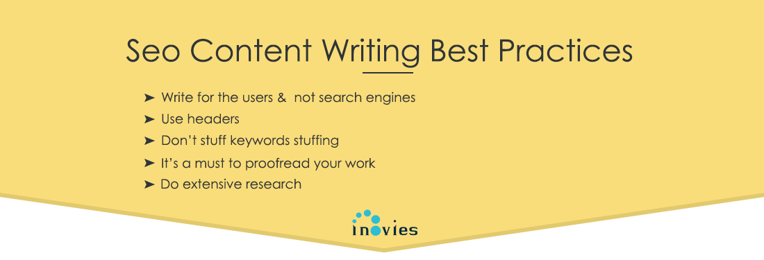 Top best tips seo content writing best practices-Services-Web Services-Hyderabad