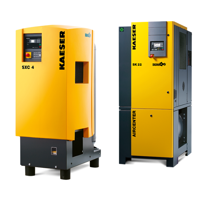 Kaeser Air Compressors-Services-Other Services-Ahmedabad