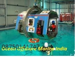 HERTL PSCRB FRC HUET Helicopter Underwater Escape Training-Classes-Continuing Education-Port Blair