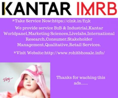 Kantar IMRB Get Retail Services & More Other Service-Jobs-Retail Food & Wholesale-Pune