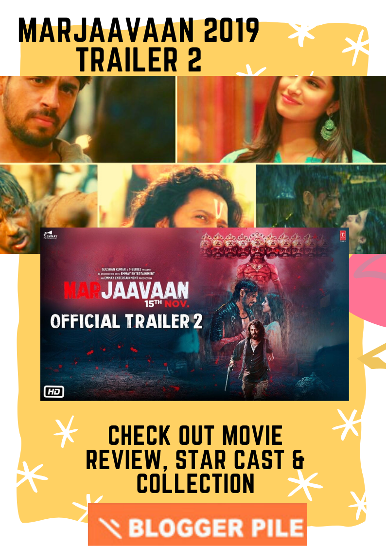 Marjaavaan Trailer 2 Riteish Deshmukh, Sidharth Malhotra, Ta-Events-Other Events-Jaipur