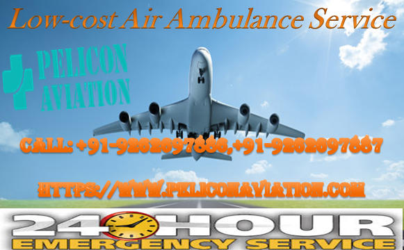 Book the Reliable Air Ambulance Ahmedabad at Low-Cost -Services-Health & Beauty Services-Health-Delhi