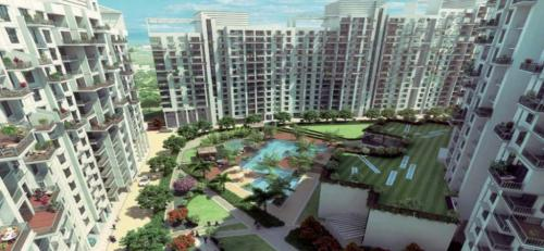 IDEAL GREENS is a Residential project in Tolly Gunge,Kolkata.-Services-Real Estate Services-Rajpur Sonarpur