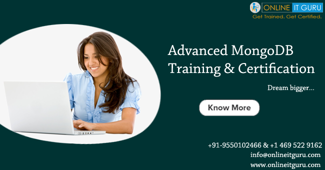 Get free demo on MongoDB online Training by Experts-Classes-Computer Classes-Programming Classes-Hyderabad