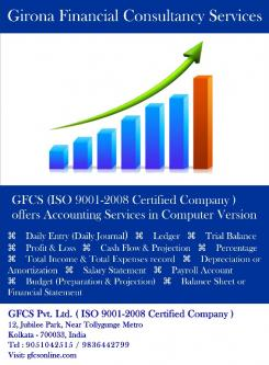 Computerised Accounting Services near Tollygunge Metro-Services-Insurance & Financial Services-Rajpur Sonarpur