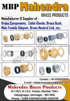Mahendra Brass Products-Services-Other Services-Jamnagar