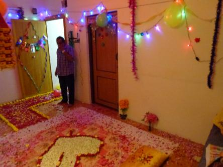 FIRST NIGHT,BIRTH DAY DECORATION IN MADURAI-Services-Event Services-Madurai