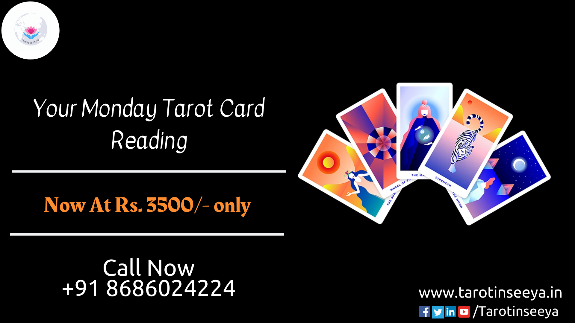 Famous Tarot Card Reader in India			-Services-Astrology-Hyderabad