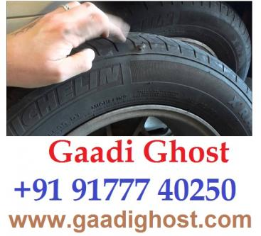 Doorstep Puncture Shop in Kukatpally, Hyderabad-Services-Automotive Services-Hyderabad