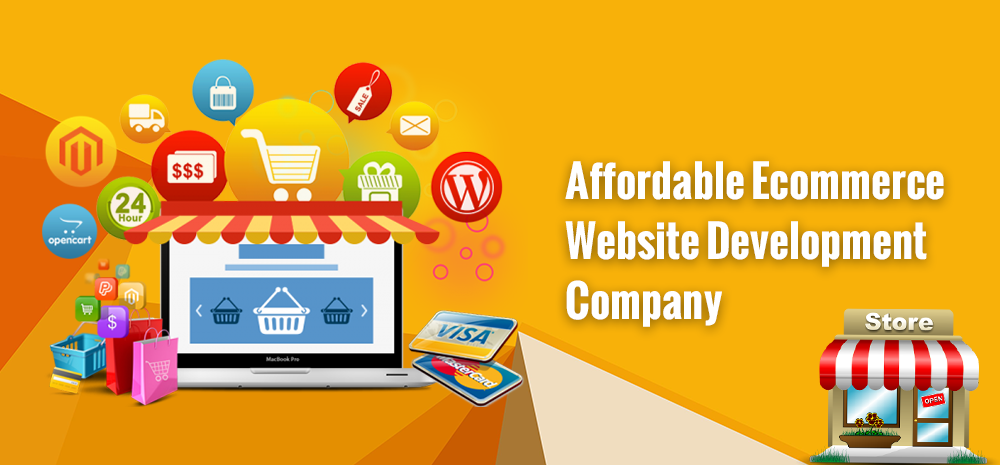 Affordable Ecommerce Website Development Company bangalore -Services-Other Services-Bangalore