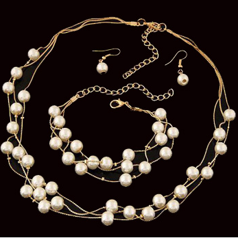 Margarite Necklace Set-Services-Other Services-Jaipur