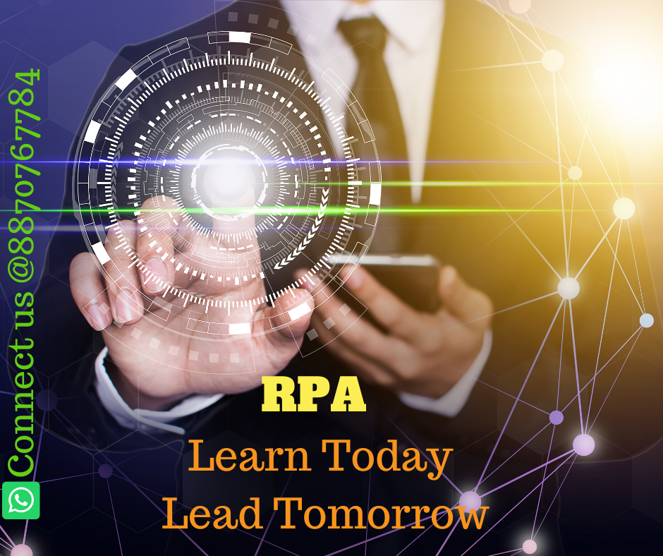 RPA training class for Experts & freshers-Classes-Computer Classes-Chennai
