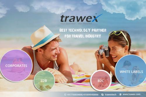 Tour Website Design - Trawex-Services-Web Services-Bangalore