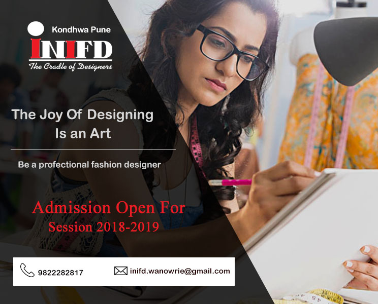 INIFD Pune Courses - Fashion and Interior Designing-Classes-Art Music & Dance Classes-Pune