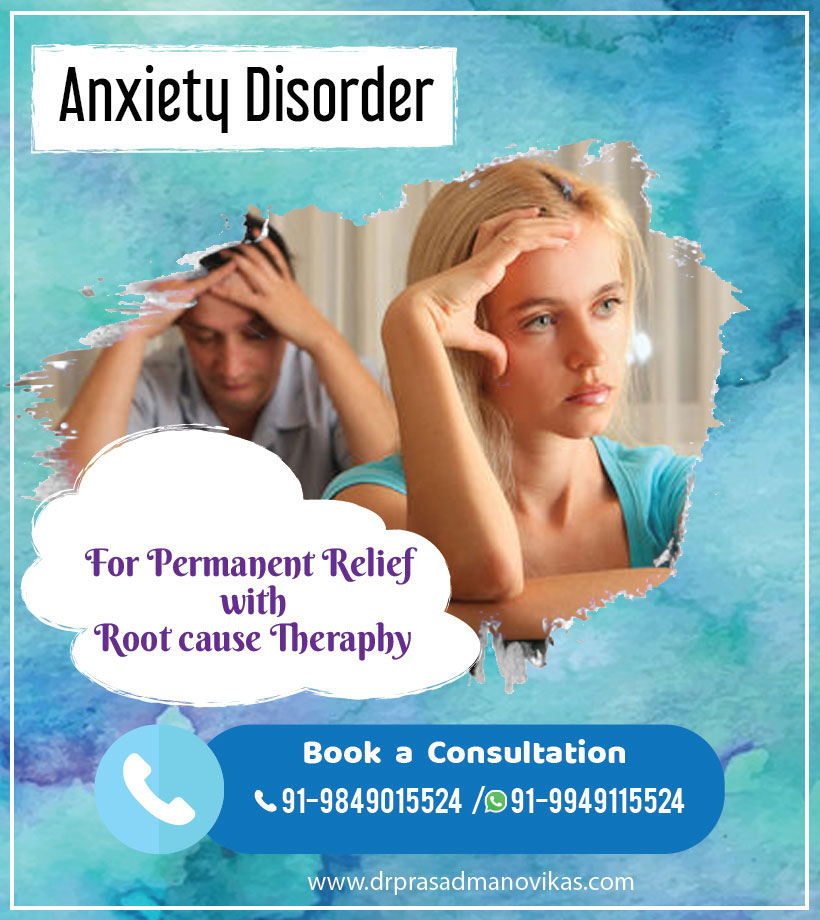 Social Anxiety Disorder Anxiety and Depression in Hyderabad-Services-Health & Beauty Services-Health-Hyderabad
