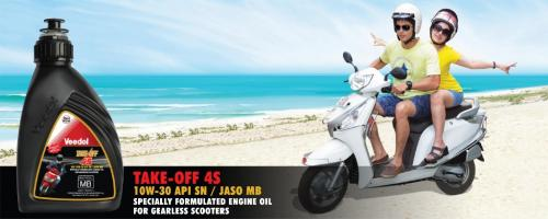 Buy the Best Honda Scooter Oil-Vehicles-Motorcycle Accessories-Kolkata