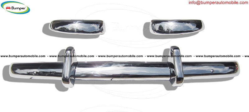 Volvo PV Duett Kombi bumpers stainless steel-Vehicles-Car Parts & Accessories-Ahmedabad