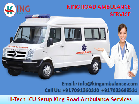 Bed to Bed Transfer Facility Ambulance Service in Bhagalpur-Services-Health & Beauty Services-Health-Bhagalpur