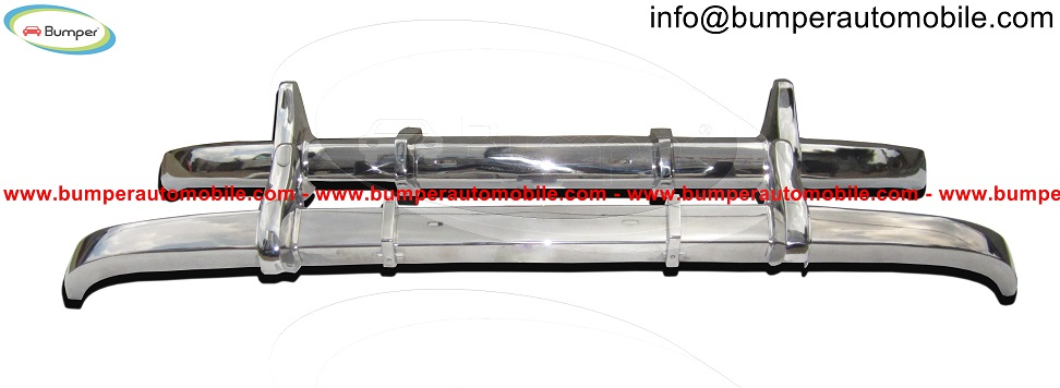Mercedes W170s bumper stainless steel-Vehicles-Car Parts & Accessories-Ahmedabad