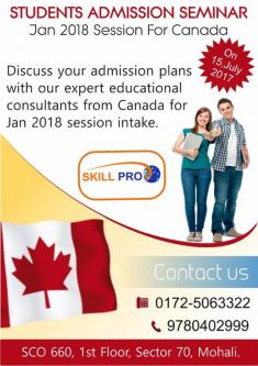 Best Express Entry Canada Visa Consultants - Skill Pro-Services-Legal Services-Rajpur