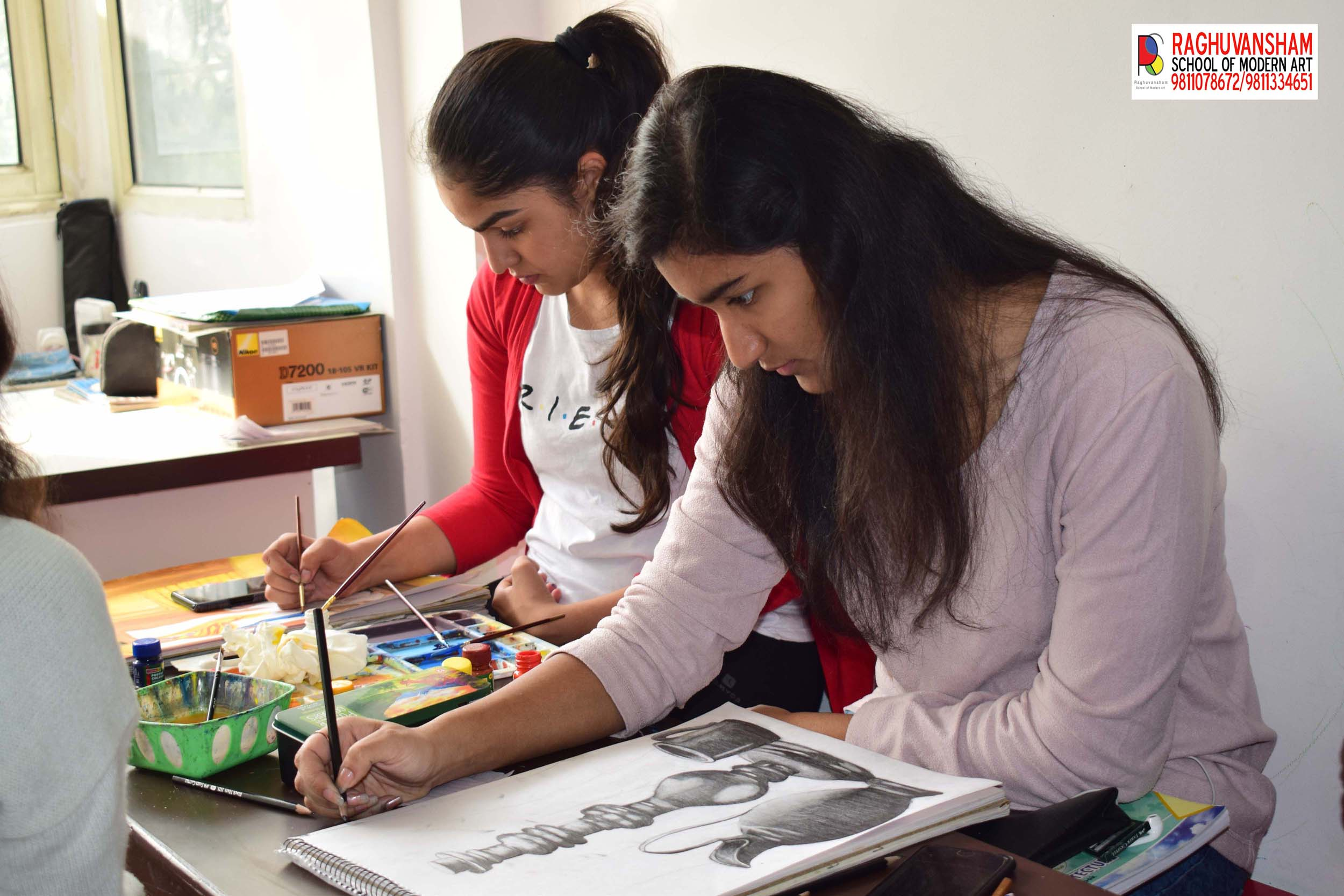 drawing coaching in Rohini-Classes-Art Music & Dance Classes-Arts Classes-Delhi