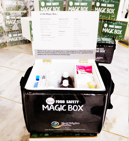 Buy Food Safety Magic Box at Best Price - Sisco Instruments-Services-Other Services-Ni Dilli