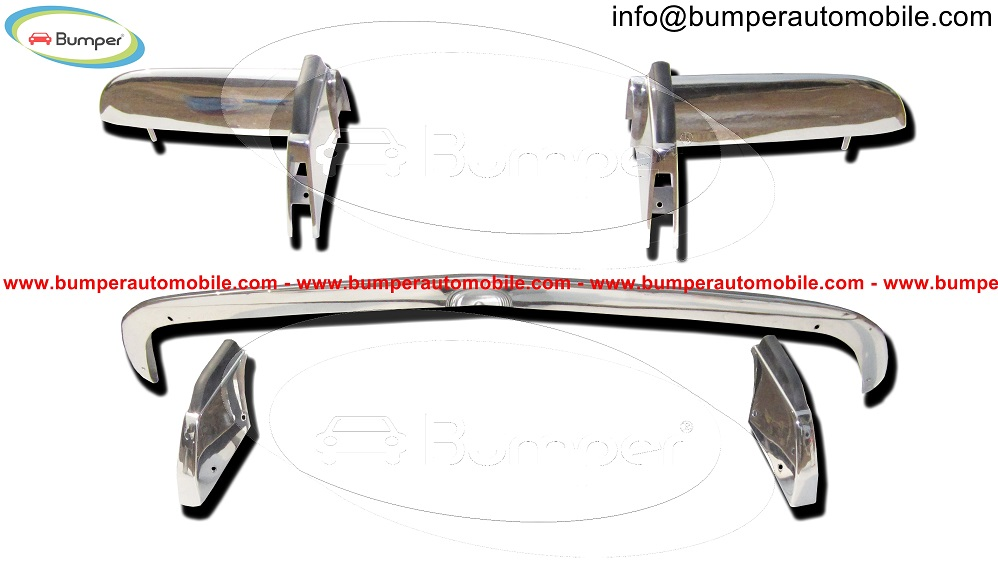 Opel GT bumper kit in stainless steel-Vehicles-Car Parts & Accessories-Ahmedabad