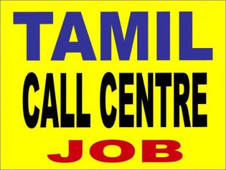 Openings For 2018 Freshers In Tamil Voice Process-Jobs-Customer Service & Call Centre-Chennai