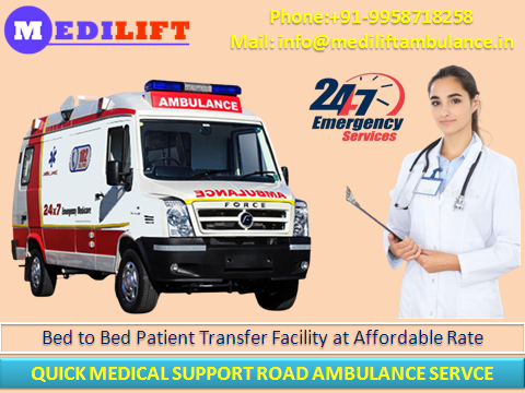 Fast and Safe Ground Ambulance Service in Karolbagh Delhi-Services-Health & Beauty Services-Health-Delhi