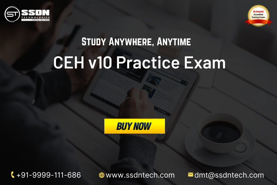 Book Your CEH V10 Practise Test-Classes-Computer Classes-Other Computer Classes-Gurgaon