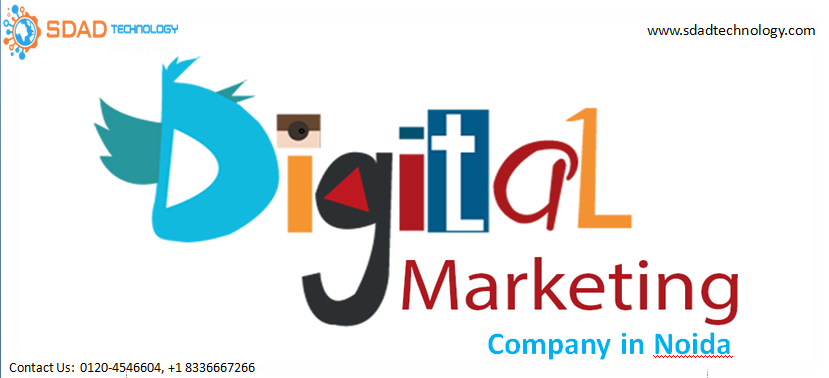 Best Digital Marketing Company in Noida- SDAD Technology-Services-Computer & Tech Help-Delhi