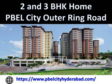 3 BR, 1180 ft² – PBEL City - Buy Brand New Homes - Outer Ring Road​ Hyderabad-Real Estate-For Sell-Flats for Sale-Hyderabad
