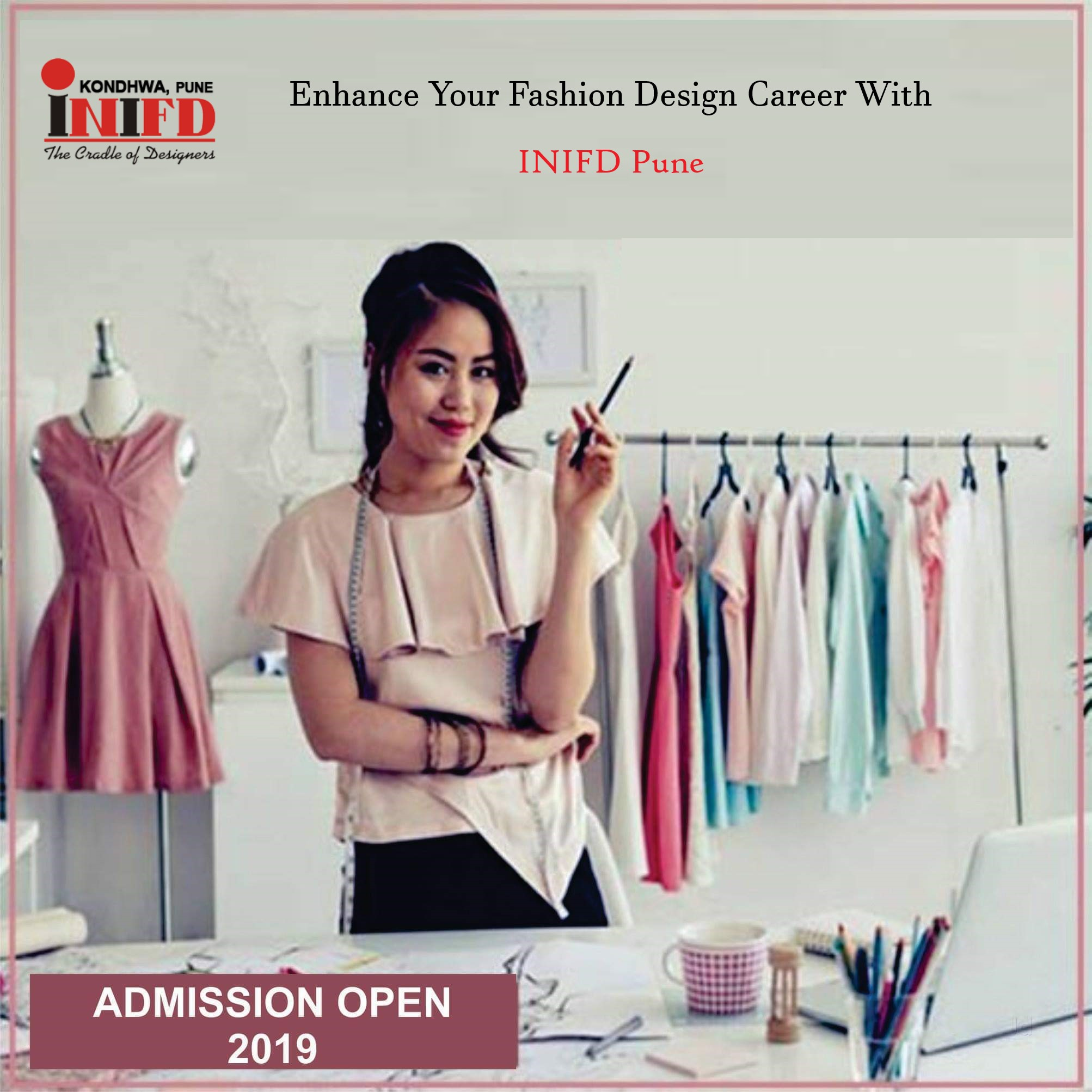 INIFD College Pune Institute for top class Fashion Designing-Classes-Art Music & Dance Classes-Pune