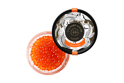 Trout Caviar | Buy Trout Caviar Online at Best Price -Services-Other Services-London