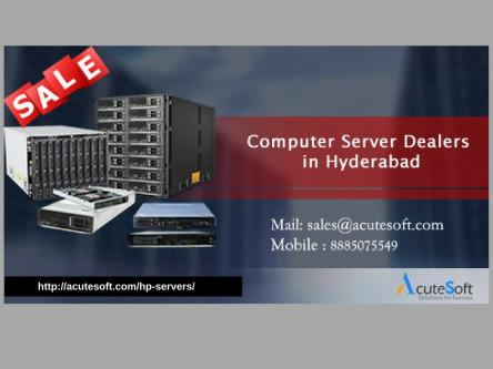 Computer Dealers in Hyderabad - Acutesoft Solutions-Services-Computer & Tech Help-Hyderabad