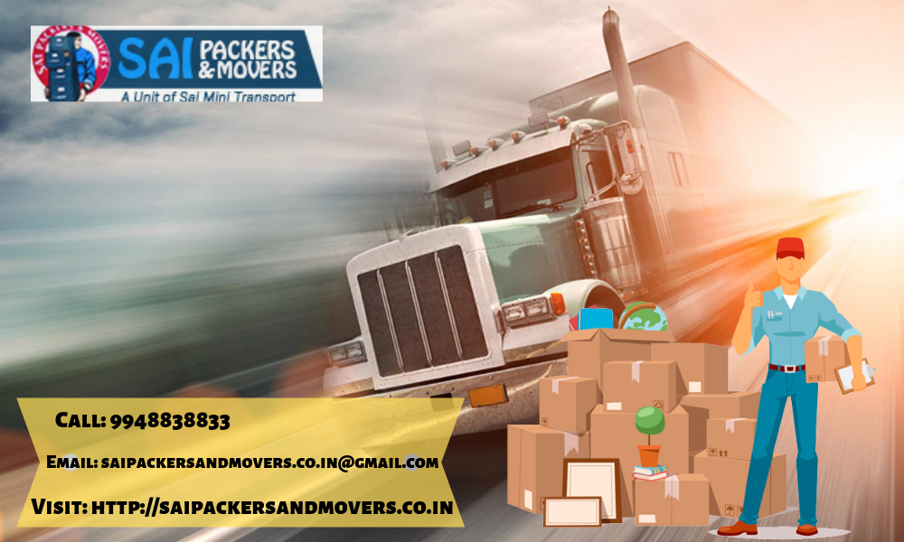 Best Packers and Movers in Hyderabad | Sai Packers and Mover-Services-Moving & Storage Services-Hyderabad