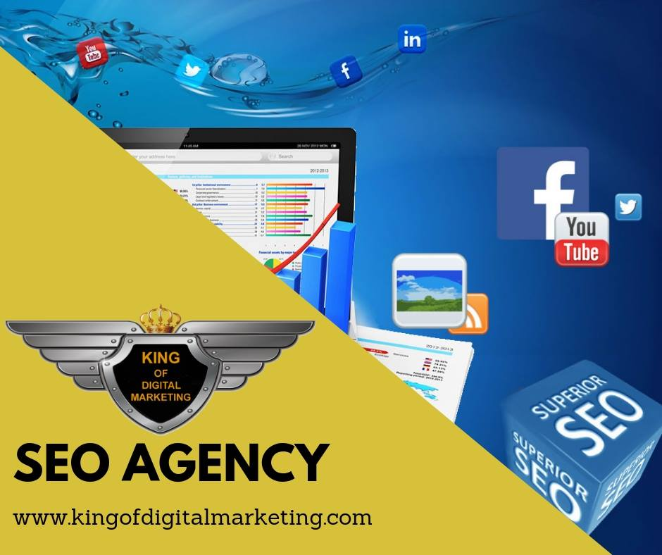 Get the Best seo Company in Delhi kingofdigitalmarketing-Services-Computer & Tech Help-Delhi