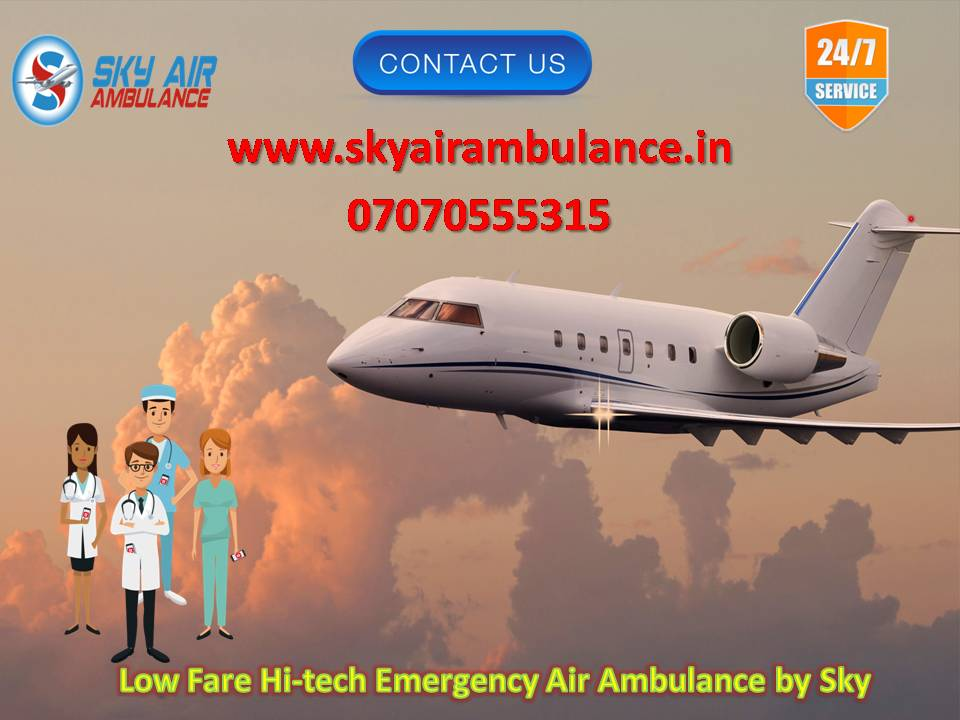 Select Low-Cost Air Ambulance Service in Jaipur-Services-Health & Beauty Services-Health-Jaipur