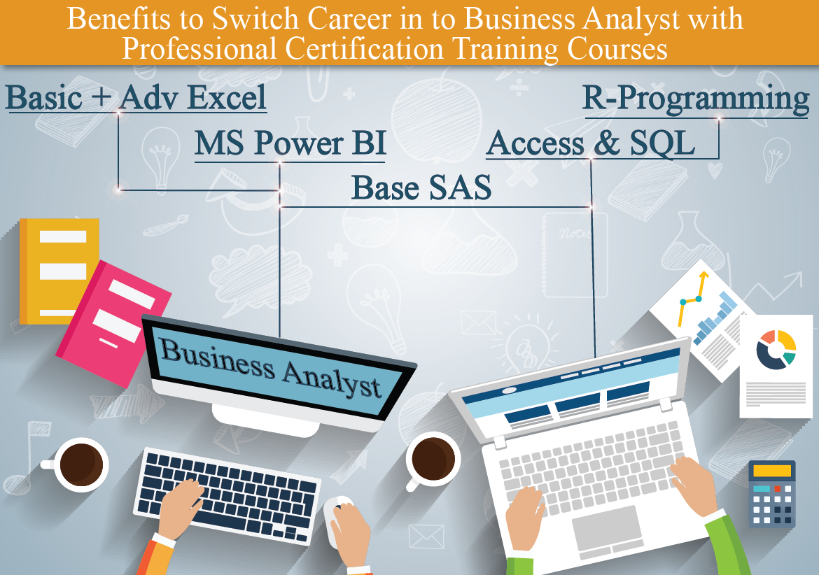 Join Career Oriented Business Analyst Institute in Delhi-Classes-Other Classes-Delhi