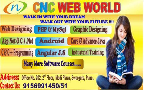 Opening For Web designing Faculty-Jobs-Education & Training-Pune